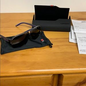 NWOT Carrera Grand Prix2 Mens Polarized Sunglasses